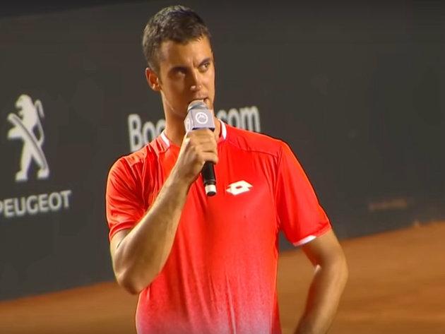 Laslo Đere, srpski teniser, korača ka svetskom vrhu - Prvu ATP titulu posvetio roditeljima