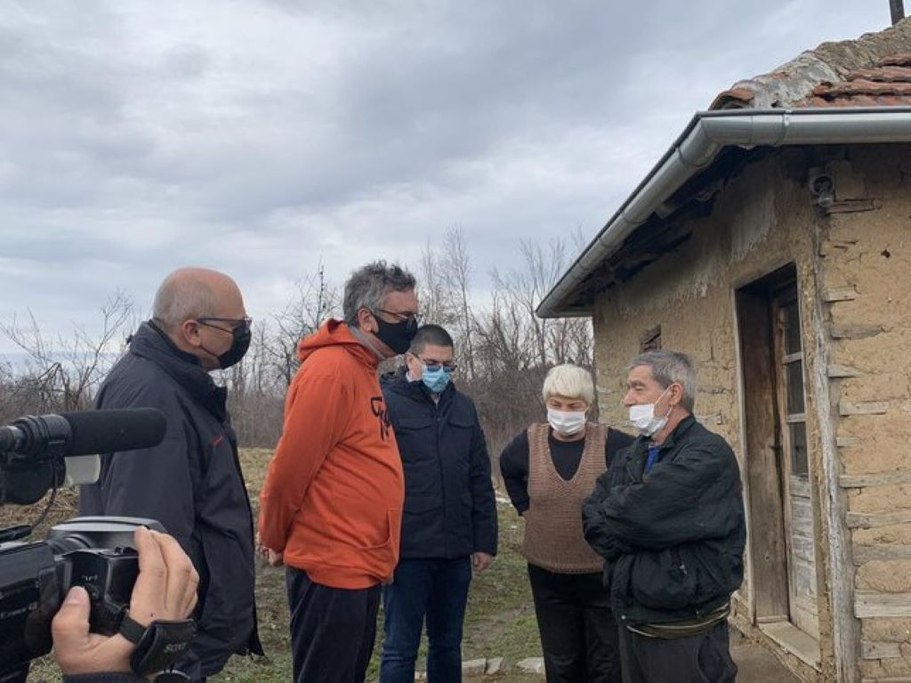 PKS uručila pomoć na jugu Srbije