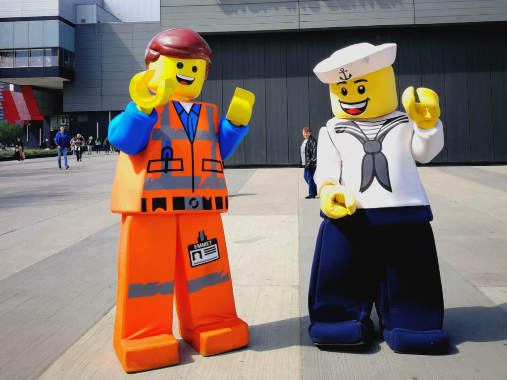 Otvorena druga Lego prodavnica u Beogradu