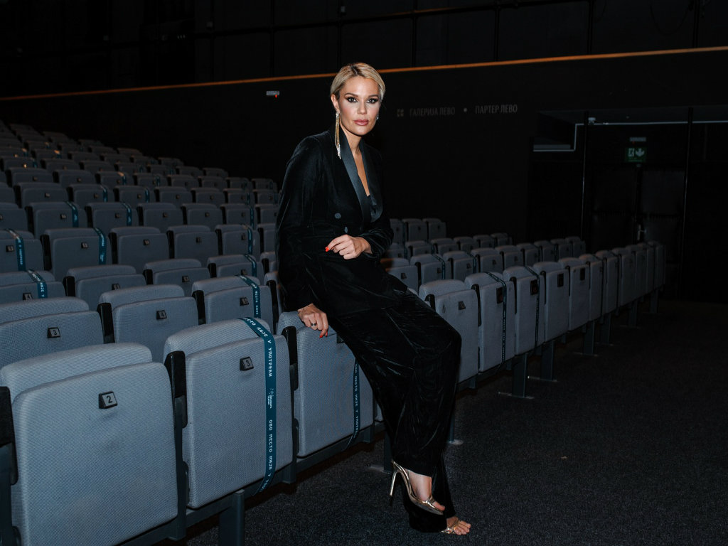 Lena Kovačević 16. novembra ponovo u Zvezdara teatru