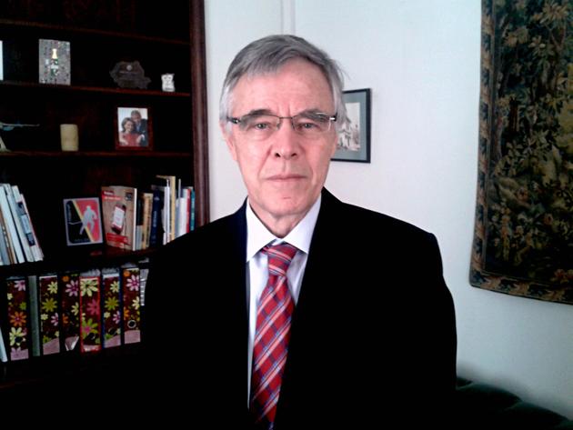 Leo D'Aes, ambasador Belgije u Srbiji - Godišnje se 150 belgijskih kompanija raspituje za Srbiju