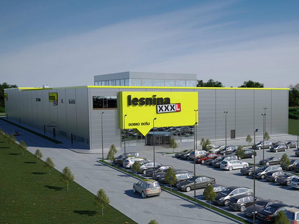Novi Lesnina prodajni centri u Beogradu i Nišu - XXXLutz najavio ekspanziju širom Evrope