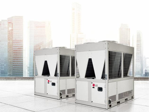 Inovacije sa Sajma građevinarstva - Statički mešač fluida, infrared paneli za grejanje čvrstih tela i inverter scroll chilleri koji greju i na -30 (FOTO)