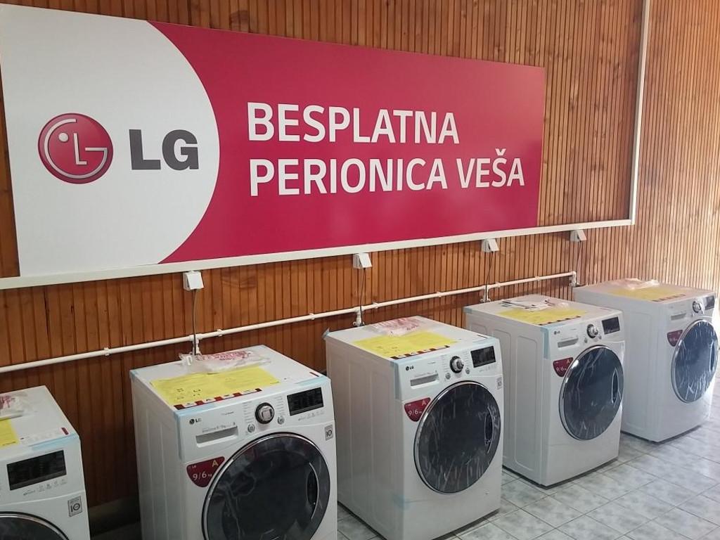 LG donira 100 kućnih uređaja porodicama u poplavljenim područjima