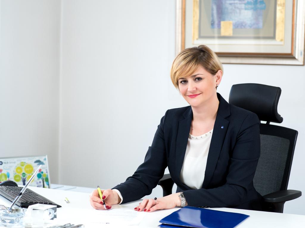 Lidija Žigić, direktorica NLB Banke Sarajevo - Vjerujem u sebe i ljude