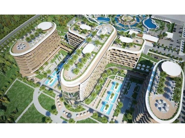 U izgradnju hotela Liko Soho u Baru biće uloženo 58 mil EUR - Objekat sa 5 zvezdica imaće 322 smeštajne jedinice, posao za 300 ljudi