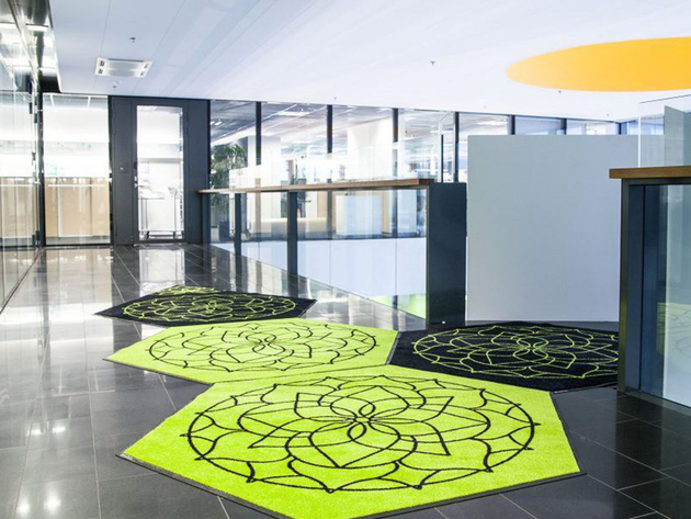 Lindstrom Rugs and Mats – Effective Contribution to Visual Identity and Cleanness