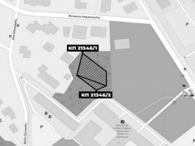 City of Belgrade Sells Building Land in Dedinje for RSD 150 Million