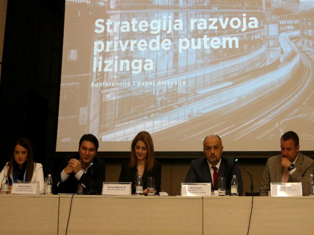 Lizing industrija može da investira u privredu i do 1 mlrd EUR godišnje - Predložena strategija za definisanje prioriteta