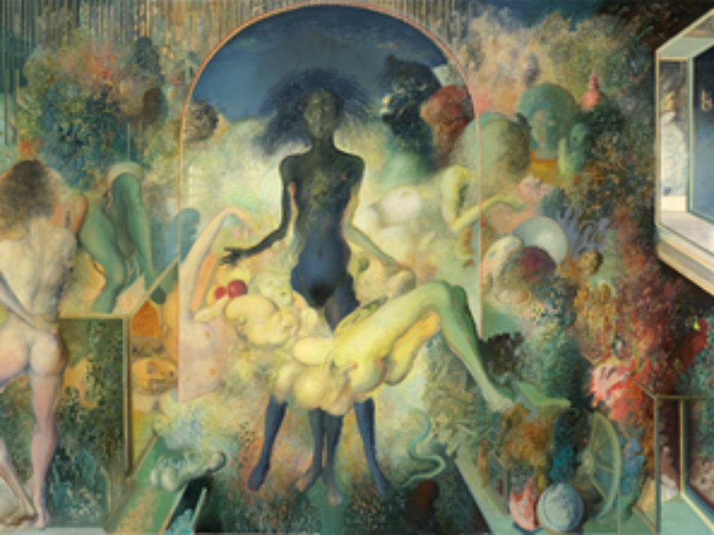 Retrospektivna izložba slika Ljube Popovića u galeriji SANU