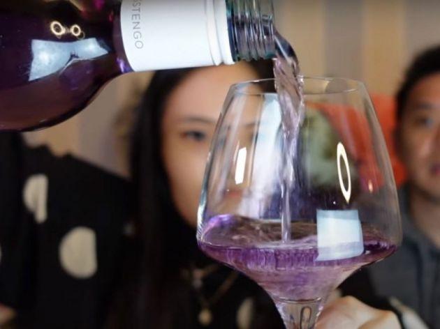 Purple Reign - Ljubičastvo vino stiže iz Australije