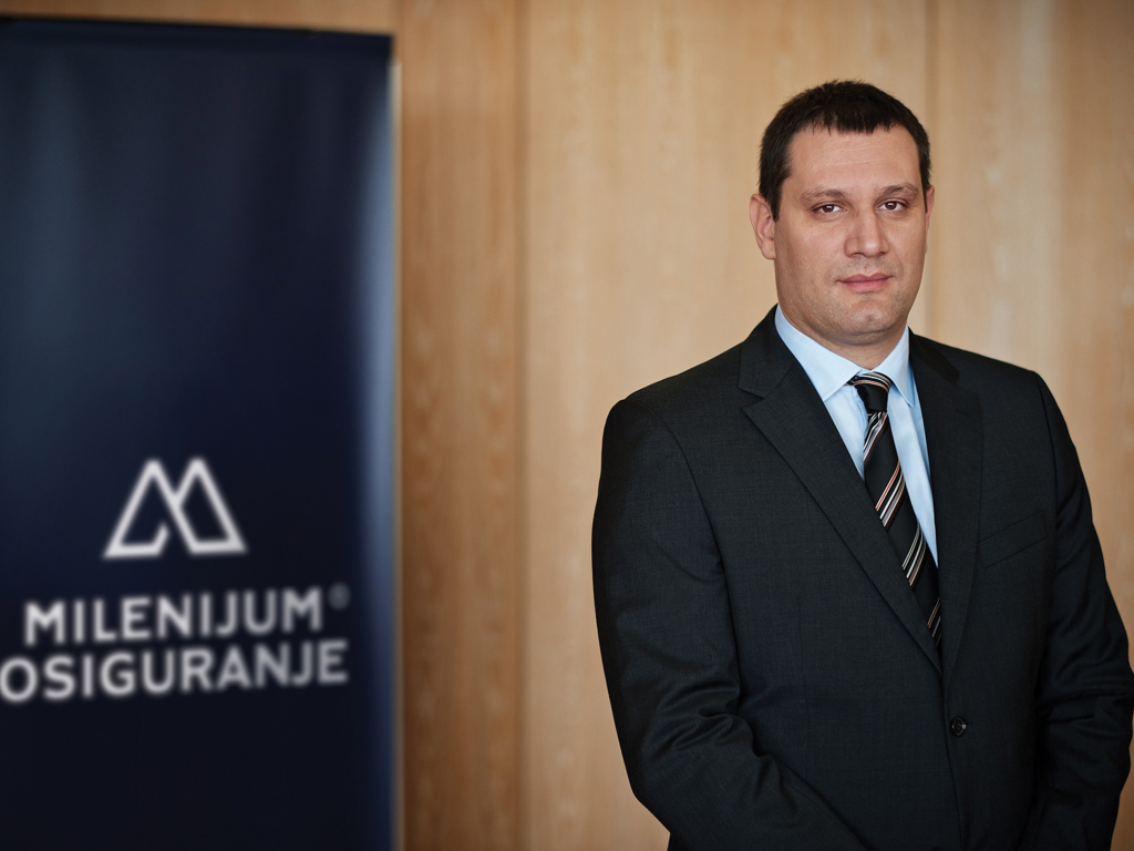 Ljubiša Veljković, predsednik IO Milenijum osiguranja - Veliki planovi na polju agro-biznisa i zdravstvenih osiguranja