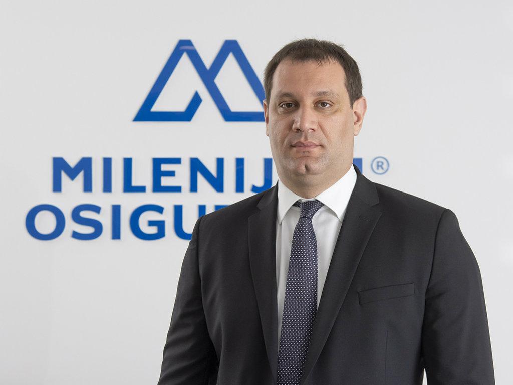 Ljubiša Veljković, predsednik IO Milenijum osiguranja - Tržište zdravstvenih osiguranja raste iz godine u godinu