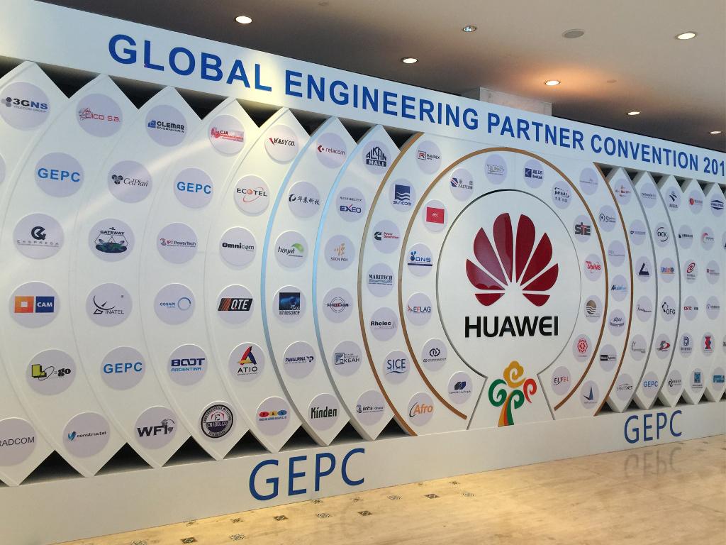 Logo Beograd jedina kompanija iz regiona na Huawei konvenciji GEPC 2017 u Šenzenu
