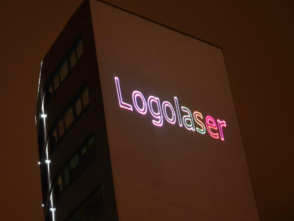 U Srbiji postavljen prvi Logolaser bilbord - Potpuno nov koncept outdoor oglašavanja