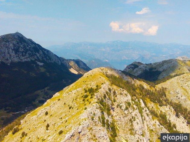 Žičara će prolaziti preko Nacionalnog parka Lovćen