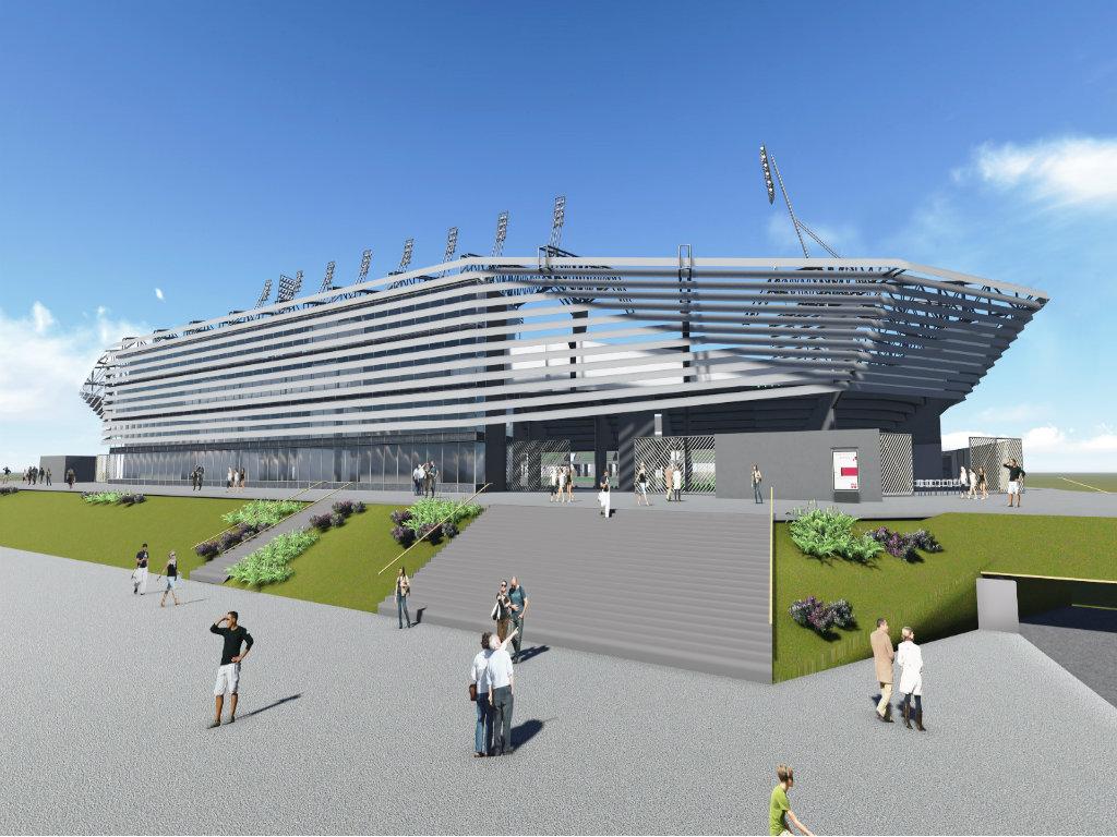 Gradnja stadiona u Loznici počinje u aprilu, rok za završetak dve godine - Radovi u Leskovcu čekaju odluku komisije za zaštitu prava