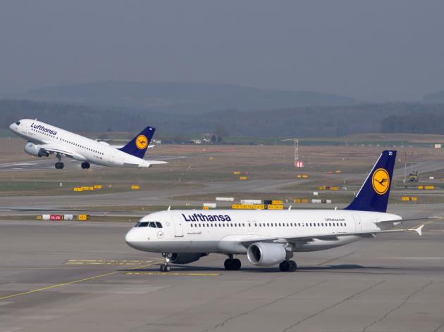 Lufthansa bilježi prvi pozitivni novčani priliv od pandemije