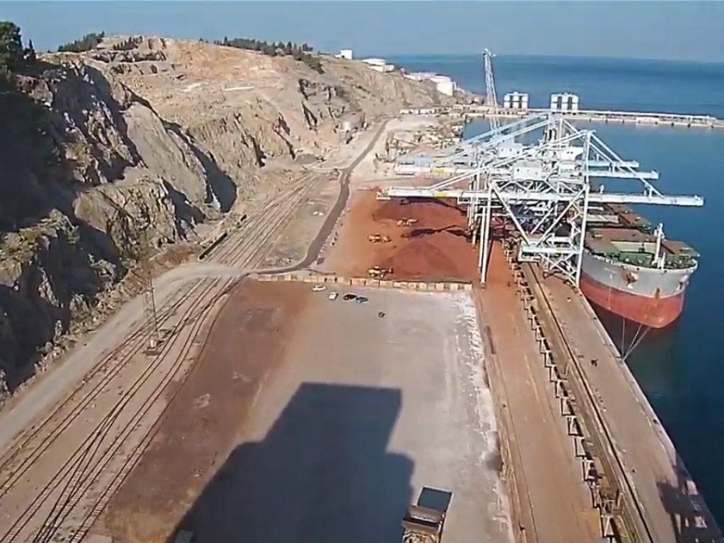 U okviru Luke Bar uskoro počinje sanacija operativne obale Volujica - Vrijednost investicije oko 5 mil EUR