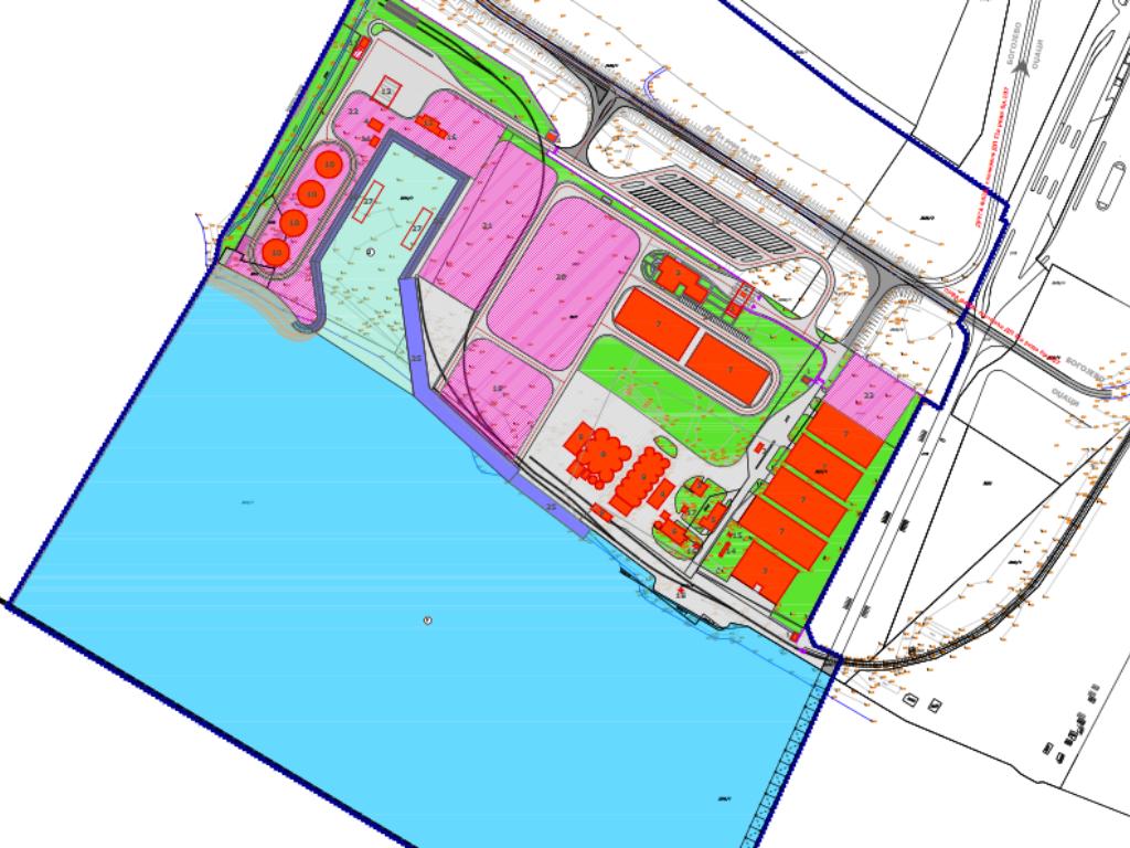 Proširuju se kapaciteti luke Bogojevo - Gradiće se novi silosi, skladišta, kontejnerski i terminal za tečne terete
