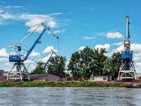 Srbija i Dubai Port World planiraju gradnju luke vredne 200 mil EUR - Moguće lokacije Beograd, Novi Sad, Smederevo