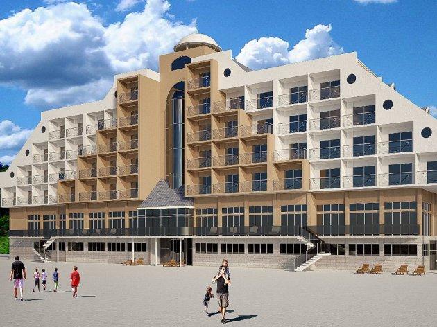 Novi adut najviše banje u Srbiji - Početak gradnje hotela sa 4 zvezdice u Lukovskoj banji na proleće 2018. (FOTO)