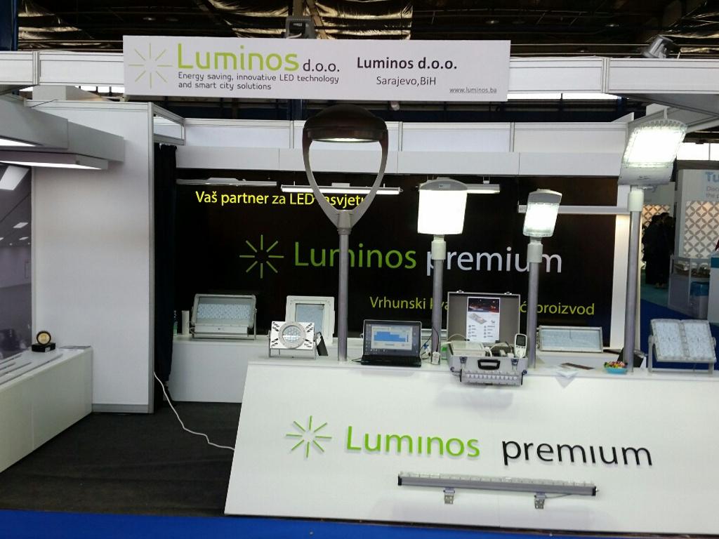 Luminos otvorio prvi pogon za proizvodnju LED panela u BiH
