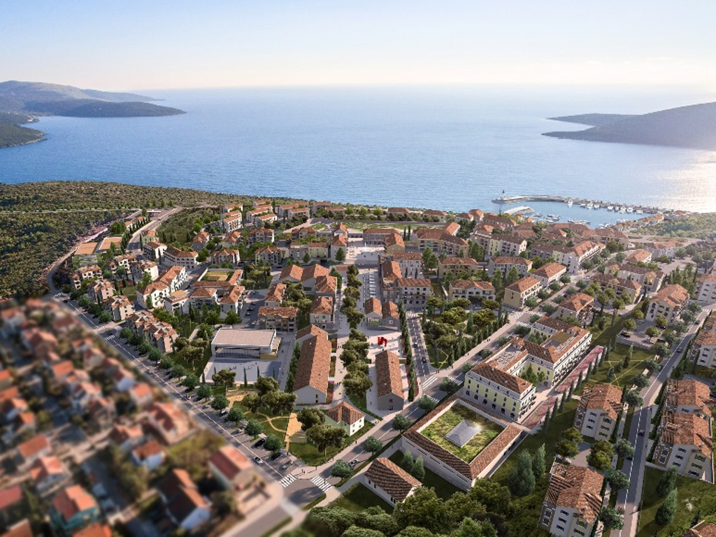 Construction of Lustica Bay Centrale settlement to begin in 2018 – Opening of marina and first hotel also planned