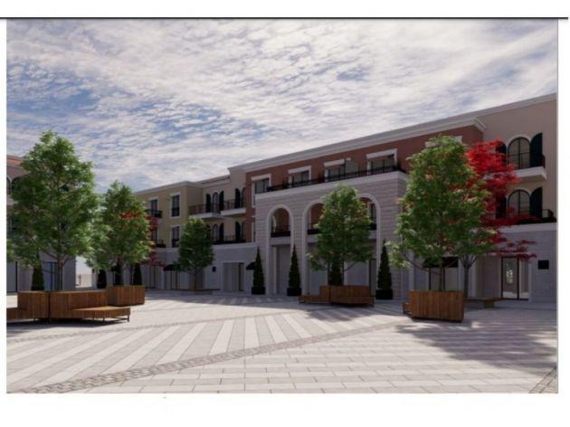 Na Luštici u planu gradnja još jednog objekta mješovite namjene - Na više od 4.000 m2 niču stanovi i poslovni prostori