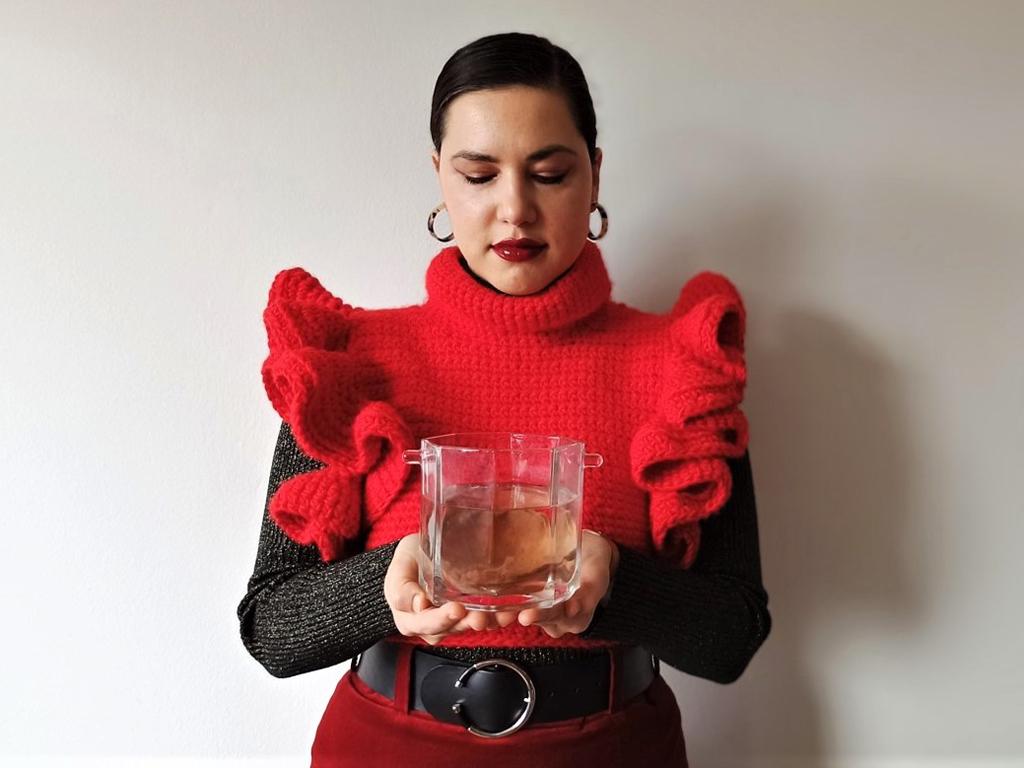 Maja Halilović, biodizajnerka - Proizvodnju biomaterijala učinila sam 90% samoodrživom