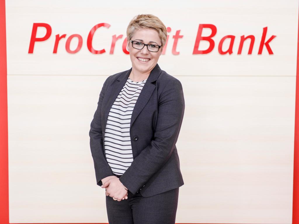 Maja Mehmedović, izvršna direktorica ProCredit Bank - Korisnici žele da im usluge budu dostupne 24 sata