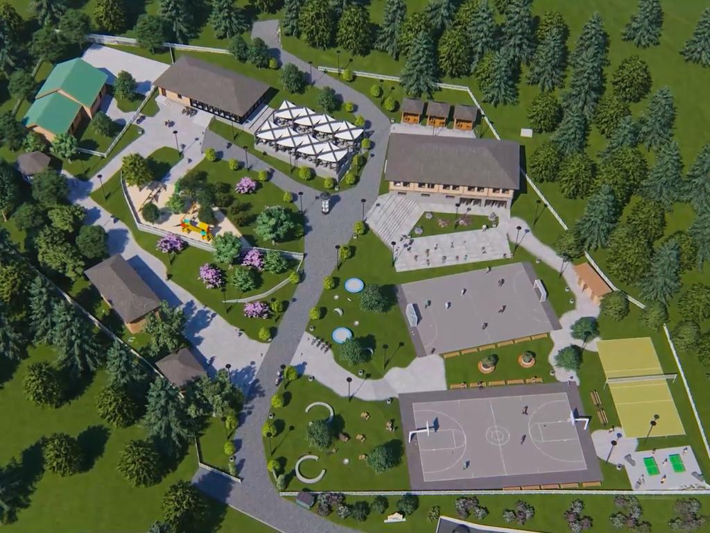 Na Majevici kod Srebrenika niče sportsko-rekreativni centar - Otvaranje kompleksa vrijednog 2,2 mil KM u junu 2021 (FOTO)