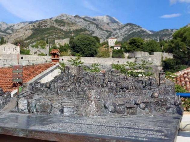Stari Bar ovekovečen u bronzi - Nova turistička atrakcija grada