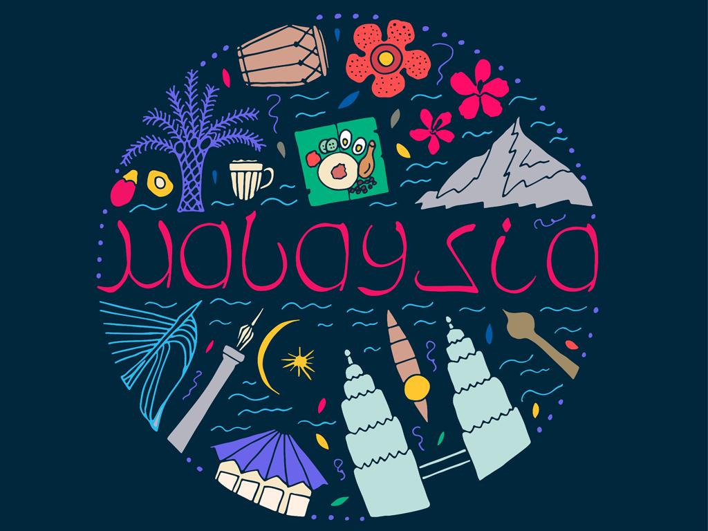 Promotion of Malaysian culture on September 19 at Beogradski Market