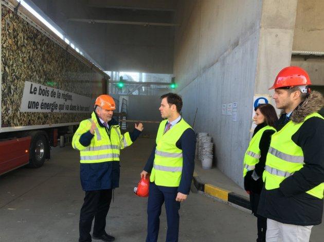 Belgrade delegation visiting EWB