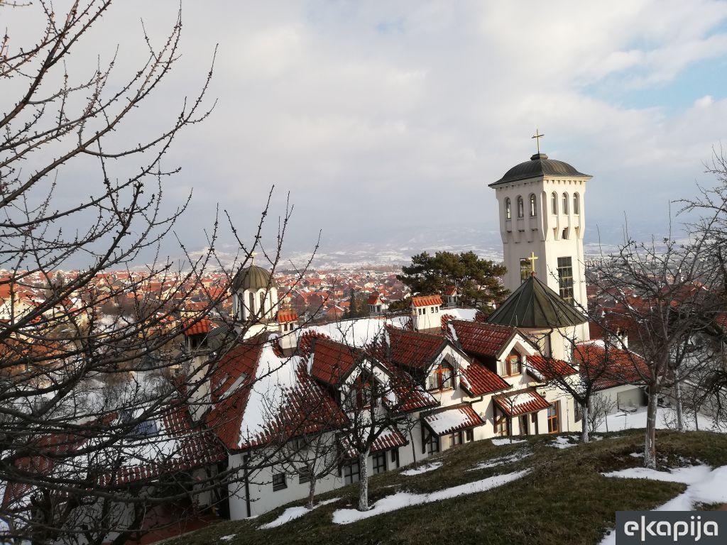 U okviru manastira Sveti Nikola u Vranju u planu izgradnja konaka