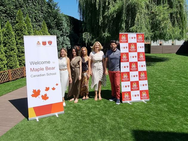 Prednosti kanadskog sistema školovanja u predškolskoj ustanovi Maple Bear Belgrade