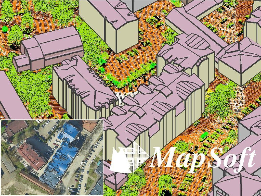 MapSoft izrađuje 3D modele zgrada, gradova i naseljenih mesta u Republici Srpskoj