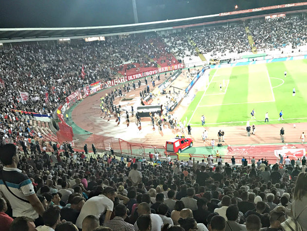 Red Star Belgrade to tear down the stadium and build a new one – No room for commercial features beneath the stands
