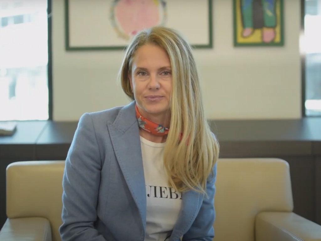 Potpredsednica kompanije Delta Holding u Olimpijskom komitetu
