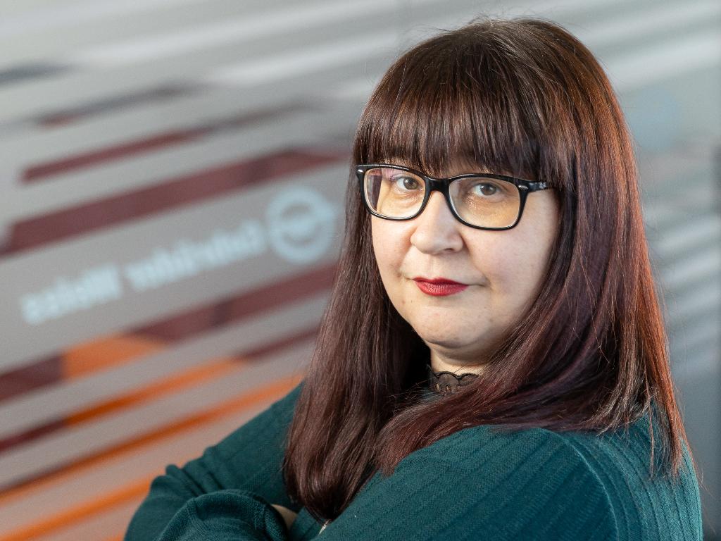 Marija Dimitrijević, Gebrüder Weiss - Novi sertifikati garantuju ekološko poslovanje i bezbednost na radu