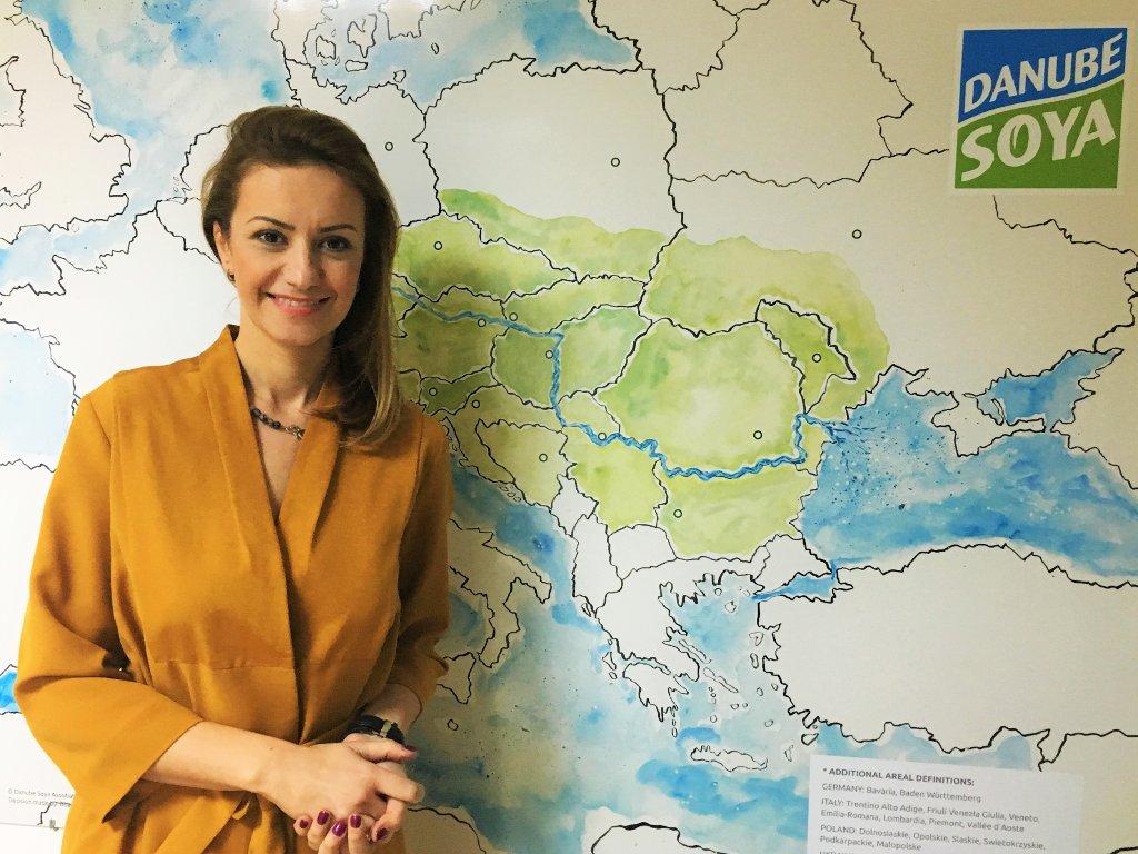 Marija Kalentić, generalna menadžerka Dunav Soja udruženja za Jugoistočnu Evropu - Sertifikat donosi dodatnu vrednost domaćoj poljoprivredi