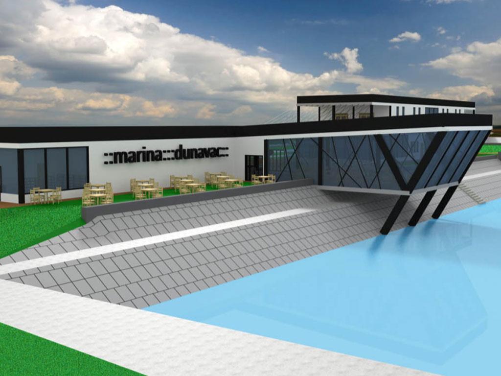 """Neuređena obala mogla bi postati luksuzna rečna luka - Projekat """"Marina na Dunavu kod Kovina"""" predviđa izgradnju pristaništa, doma sportova i restorana"""