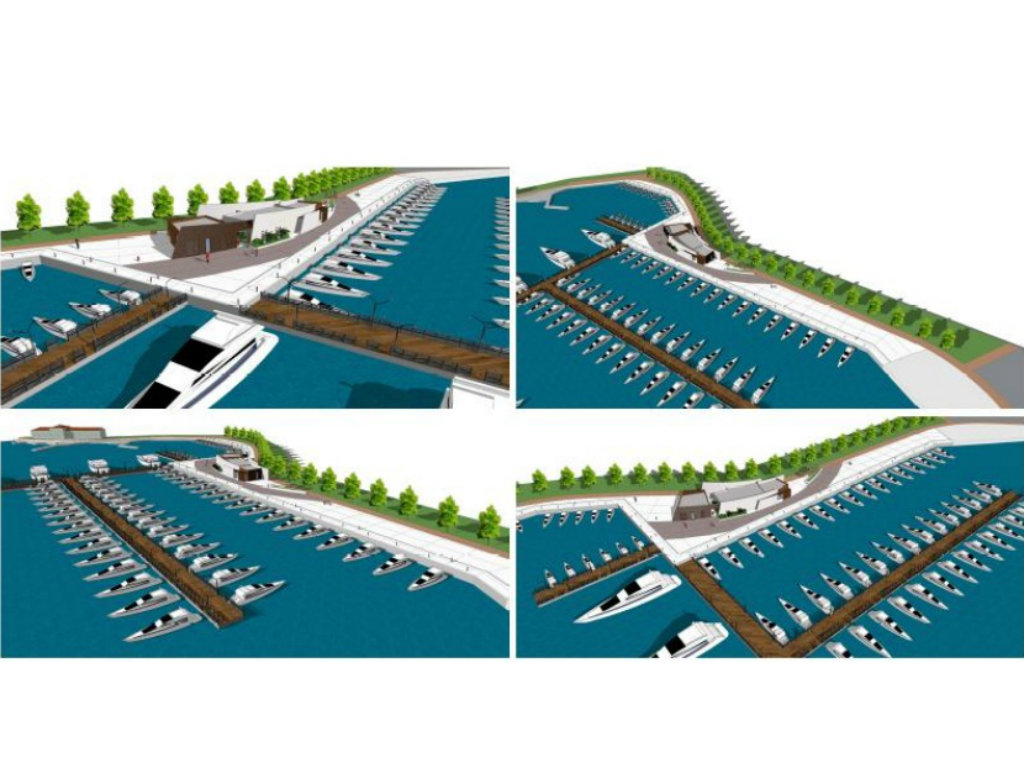 Tivat dobija savremenu marinu na 1.057 m2 - Kompanija Navar Incorporated širi nautički centar
