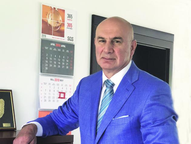 Marinko Ukropina, generalni direktor SGS za Srbiju, Hrvatsku, Sloveniju, BiH i Crnu Goru - Kvalitet goriva u Srbiji je zadovoljavajuć, siva ekonomija značajno smanjena