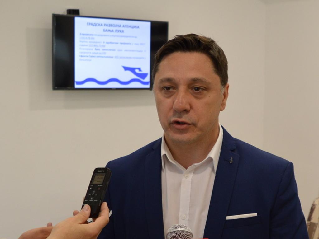 Mario Milanović, direktor Gradske razvojne agencija Banjaluka - Povezaćemo dijasporu sa domaćim preduzećima
