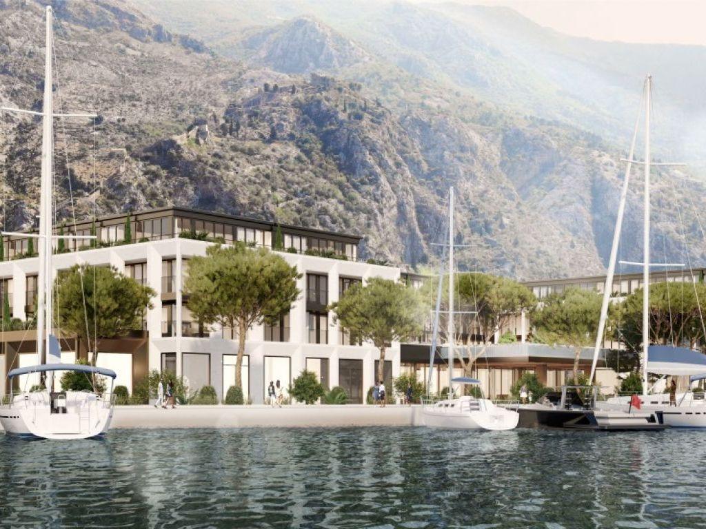 U Kotoru planirana gradnja luksuznog turističkog kompleksa sa pet zvjedzica - Hotel iz lanca Marriott imaće 120 soba, kongresnu salu, bazen, velnes i spa centar (FOTO)