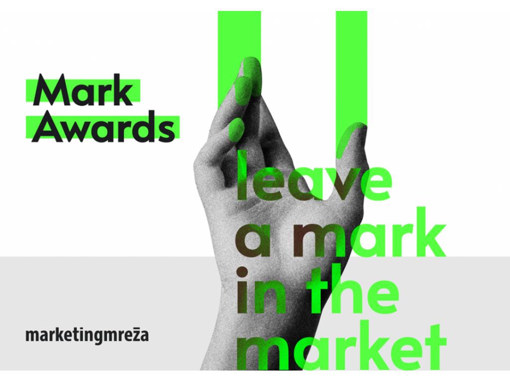 Prijave za Mark Awards do 20. jula - Priznanja za stručnjake iz kompanija koji ostavljaju trag na tržištu