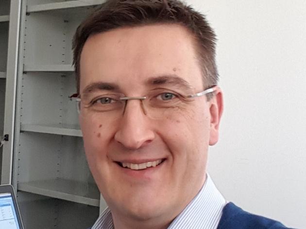 Marko Milacic, director of Suez Vinca Operator