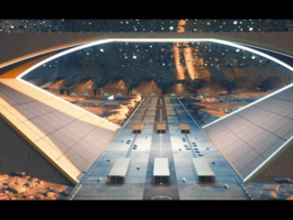 Prva naseobina na Marsu bila bi dom za 250.000 ljudi (VIDEO)